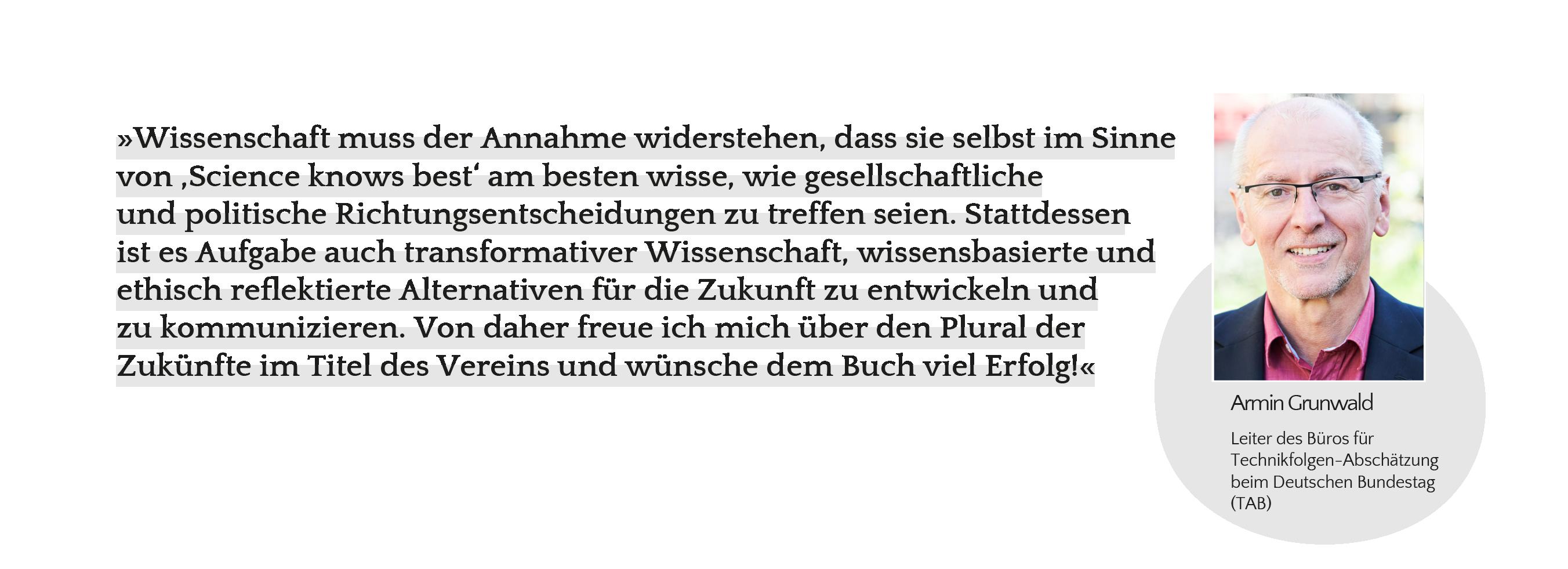 Statement_Armin Grunwald